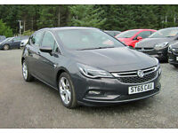Vauxhall Astra 1.6 CDTi SRi - Very low mileage - Low tax