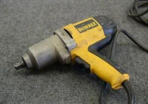 DeWALT® Electric Impact Wrench Model DW292