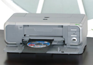 Canon Pixma iP3000 Printer - Also prints on CD, DVD, Bluray