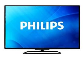 40 INCH PHILLIPS LED FULL HD SLIM TV WITH BUILT IN HD FREEVIEW CHANNELS*DELIVERY IS POSSIBLE*