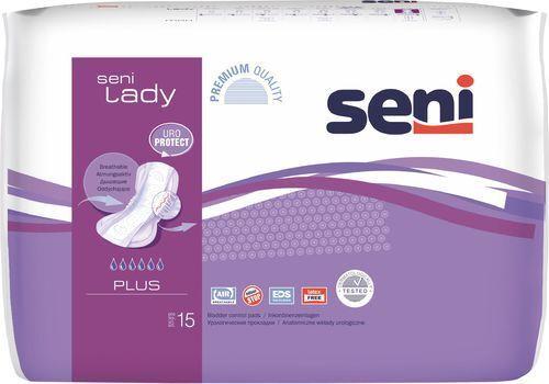 Seni - Seni Lady Plus Inkontinenz Einlagen - 240 Stk.Kartonversand *Sanihaus*