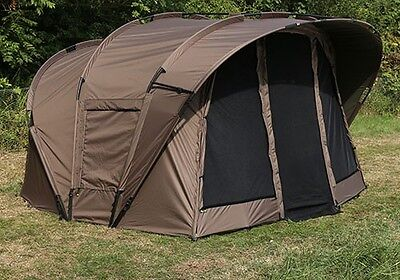 Fox Retreat + Ripstop Ventec 2 Man Bivvy NEW Carp Fishing Bivvy - CUM202