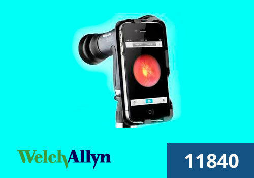 Welch Allyn iExaminer Adapter for PanOptic Ophthalmoscope 11840-A6 NEW