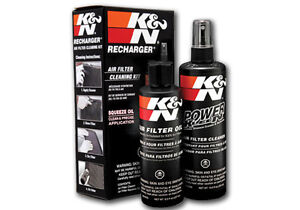 Recharger Kit for K&N air filters.