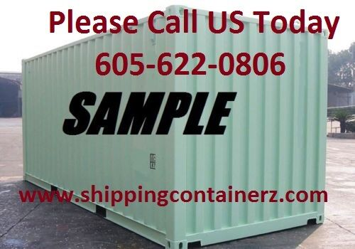 New One Trip 20ft Shipping Container Storage Container For Sale In Columbus Oh