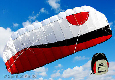 Cyclone 2.0m² - Quad Line Power / Traction Kite Package