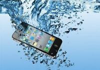 Cellullaire Cell Phone liquid damage water repair best service!