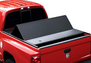 TRUCK BOX COVER AND ACCESSORIES