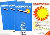 Airline Timetable Lot