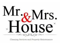 Cleaning Services and Property Maintenance