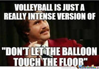 Intermediate Volleyball - 1 Player Needed!