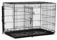DOG CRATE / WIRE KENNEL / DOG CAGE & PLAY PENS - NEW