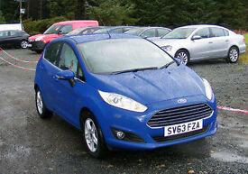 Ford Fiesta 1.25 Zetec