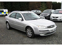 Ford Mondeo 2.0 Ghia X Automatic - Low mileage for age