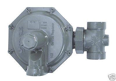 Natural Gas Regulator  Sensus 143 80 2 1  Npt Green 5 16