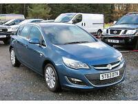 Vauxhall Astra 1.6i VVT 16v Elite