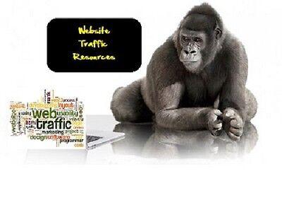 Resell On Fiverr  Plr Pinterest   Email Marketing  Website Traffic Exchange Pkg