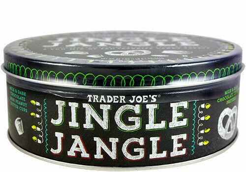 Jingle Jangle Chocolate Snack Mix Trader Joe