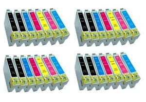 SET-28-TINTA-GEN-COMPATIBLE-PHOTO-NONOEM-PARA-IMPRESORA-EPSON-PX800-PX800FW-801