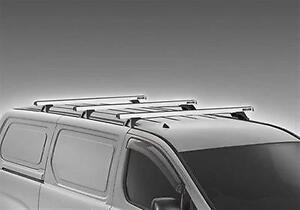 GENUINE HYUNDAI TQ iLOAD iMAX 3 BAR COMMERCIAL ROOF RACK SET 125KG MAX LOAD
