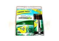 Gillette Kit Combo Pack: 1 Rasoio Contour Plus + 5 Ricariche Contour Plus - gillette - ebay.it