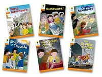 Oxford Reading Tree Biff, Chip and Kipper Level 6: More Stories, 6 Book Collection
