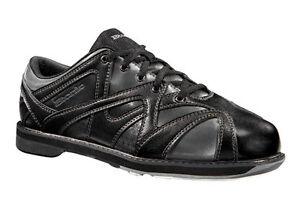 new mens etonic strike 300 black bowling shoes right