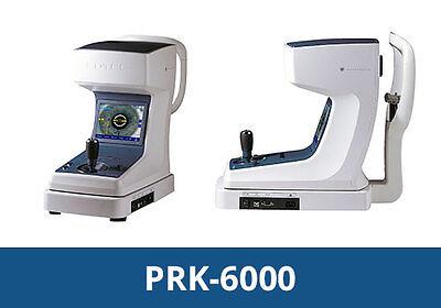 Autorefractometerkeratometer Potec Prk-6000 With 1 Year Warranty Made In Korea