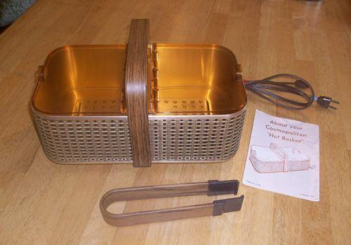 Electric Bun Warmer ~ Salton bun warmer chafing dishes warming trays ebay
