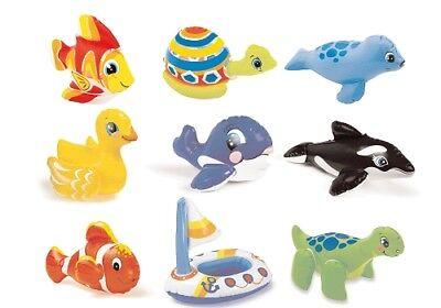 Intex Wasserspieltier aufblasbare Tiere Kinder Baby Pool Schwimmbad