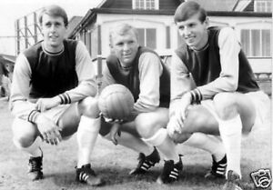 Bobby-Moore-Hurst-Peters-Early-Days-West-Ham-10x8-Photo