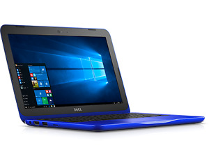 Dell Inspiron 11 3000 - Blue Lighweight and Mobile laptop