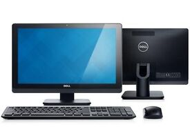"""Dell OptiPlex 3011 All In One 20"""" i3 4Gb 500gb hdd dvdrw window 10 MS Office Perfect family Computer"""