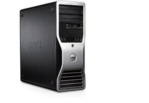 ►►Dell Precision T3500 Xeon W3540 2.93GHz 12GB 320GB WIN 7