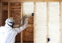 A.L.S. Spray Foam and Insulation.  Call Us Now!