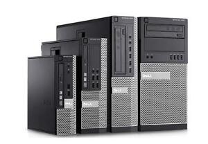 Dell Vostro Optiplex 780 7010 790 i5 13,Core2 Duo 745  Desktop computer systems store warranty