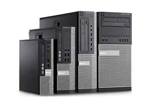 Dell Vostro Optiplex 755 7010 790 7020 i5 13,Core2 Duo 745  Desktop computer systems store warranty
