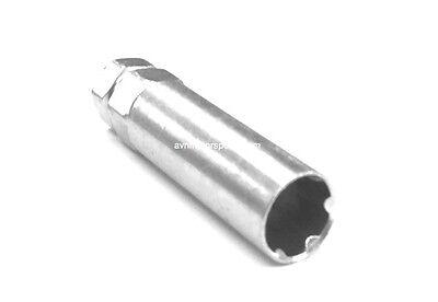 Not Nuts ((1) Large 6 Spline Drive Tuner Lug Nut Key I 6 Point I 6 Spline Lug Nuts)