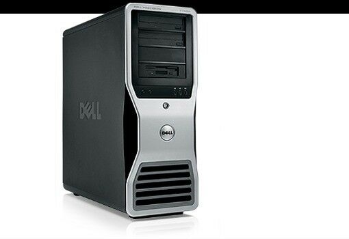 Dell Precision T7400 Workstation/server/computer