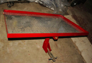 Steel Cargo carrier custom made heavy duty