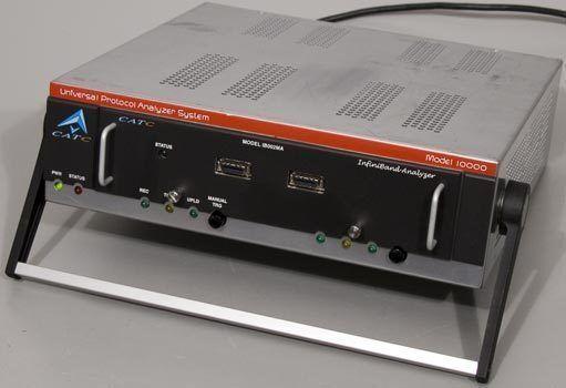 LeCroy CATC IBTracer 4X InfiniBand Protocol Analyzer UPA 10K, 10000, IB002MA