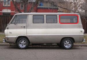 1964 1970 Dodge A100 Van Large Fixed Window Seal Mopar New | eBay