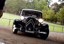 Citroën Traction Avant 11BL or Light 15. 1948 French built RHD Lonsdale Morphett Vale Area Preview