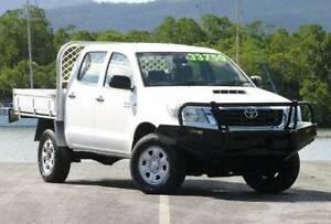 From $114* per week on finance 2012 Toyota Hilux Ute Westcourt Cairns City Preview