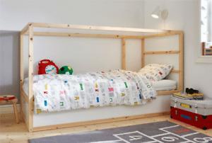 Lit IKEA Kura pour enfants