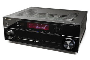 Pioneer VSX-1020-K 7.1-Channel 3-D Ready A/V Receiver