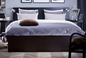 IKEA - Malm Queen Bed