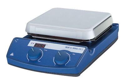 Ika 3581201 C-mag Hs 7 Ceramic Hotplate Stirrer 500c 10l 1500 Rpm 120v