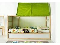 Kids canopy bed IKEA