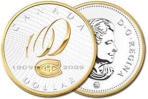 2009 Montreal Canadiens 100th Anniversary